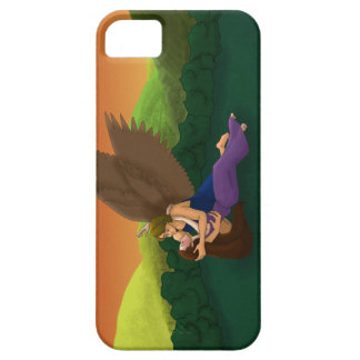 Cupid and Psyche reunited iPhone 5 Case