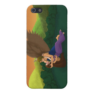 Cupid and Psyche reunited Case For iPhone 5/5S