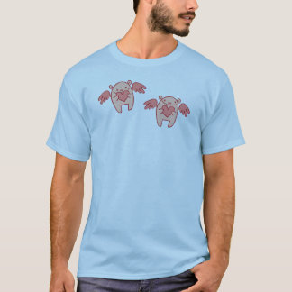 Cupid Bears - Pink T-Shirt
