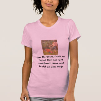 Cupid Caption T-Shirt