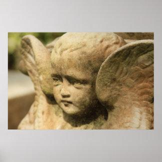 Cupid Cherub Poster