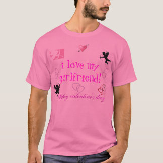 cupid, CUPID2, cupid3, cupid4, purple hearts, p... T-Shirt