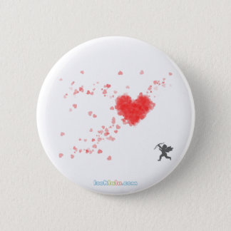 Cupid Hearts Button