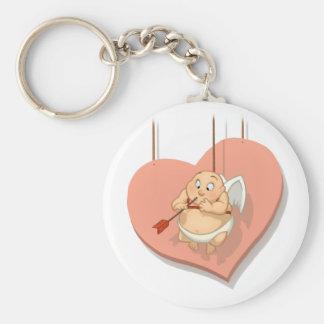 Cupid Keychain