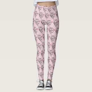 Cupid love leggings
