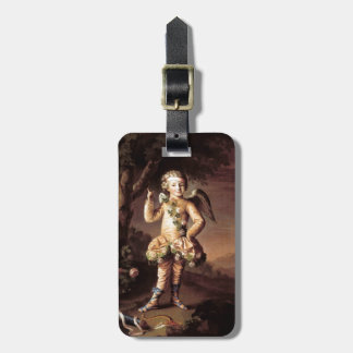 Cupid - Personalized Luggage Tag