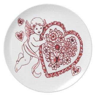 Cupid Plate
