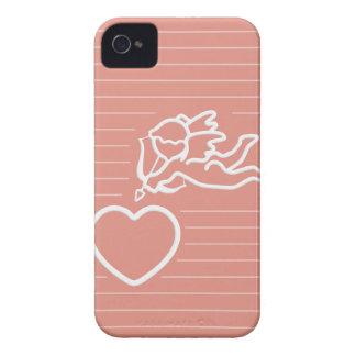 Cupid Strikes custom Blackberry Bold case