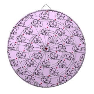 Cupid - taken dartboard