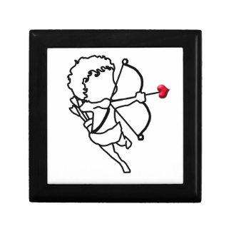 Cupid - taken gift box