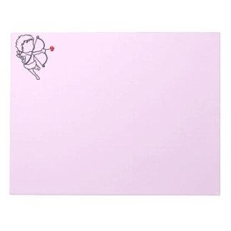Cupid - taken notepad