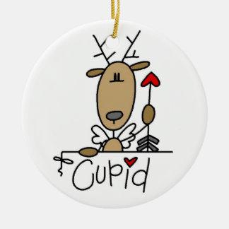 Cupid the Reindeer Christmas Keepsake Ornament