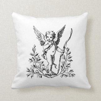 "Cupid Throw Pillow 20"" x 20"""