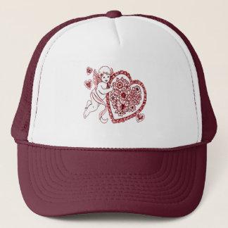 Cupid Trucker Hat