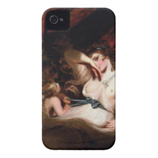Cupid Untying the Zone of Venus Case-Mate iPhone 4 Cases