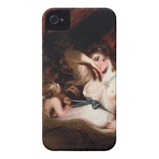 Cupid Untying the Zone of Venus Case-Mate iPhone 4 Cases