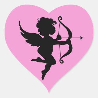 Cupid Valentine Sticker