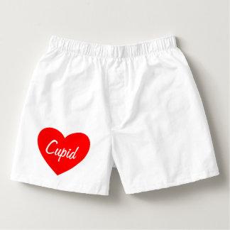 Cupid Valentine's Day Men's Boxers