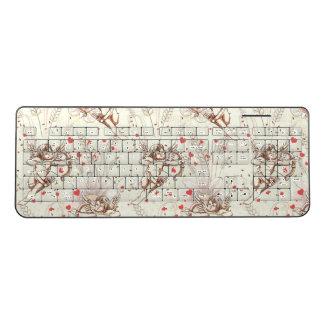 Cupid Wireless Keyboard