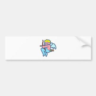 Cupido cupid bumper sticker