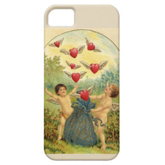 Cupids and Hearts IPhone Case