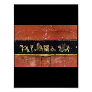 Cupids as Parfumers', Pompei_Art of Antiquity Poster