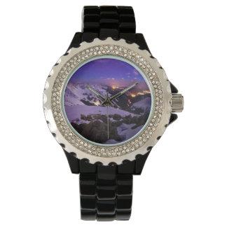 Cupid's Celestial View Wristwatch