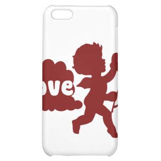 Cupids Love Fart iPhone 5C Cover
