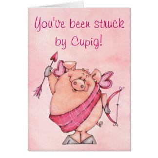 Cupig Card