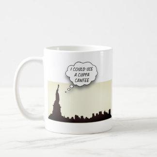 Cuppa Cawfee - A MisterP Mug