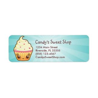 CuppyCake Address Label