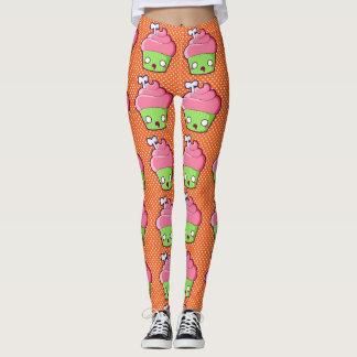 Cuppycake Zombie Leggings