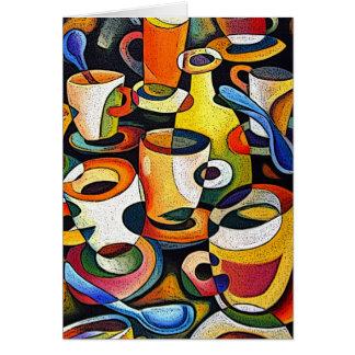 CUPS CARD