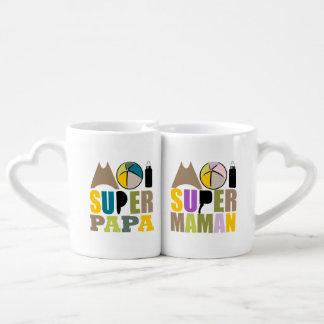 Cups Duet - Me Super Mom & Me Super Dad