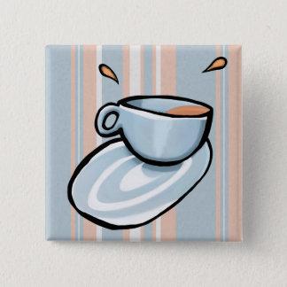 Cups Medley blue Button