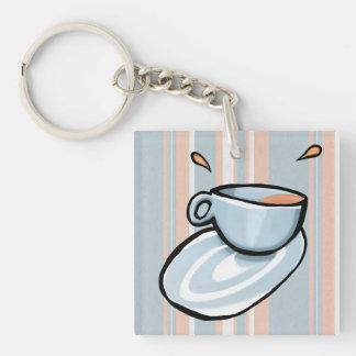 Cups Medley blue Keychain