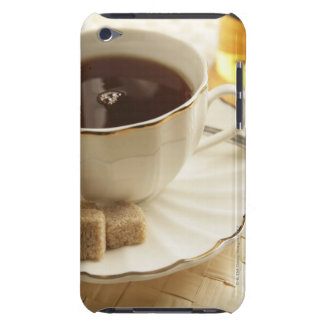 Cups of coffee and sugar. iPod touch Case-Mate case