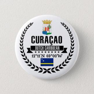 Curaçao 2 Inch Round Button