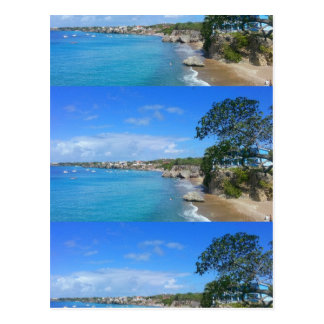 Curacao Beach Westpoint Postcard