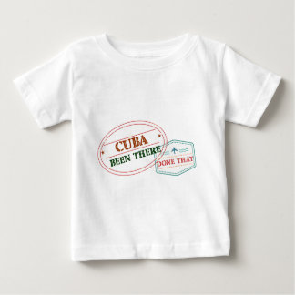 Curacao Been There Done That Baby T-Shirt