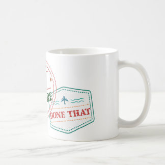Curacao Been There Done That Coffee Mug