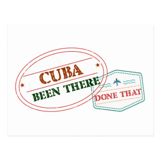 Curacao Been There Done That Postcard