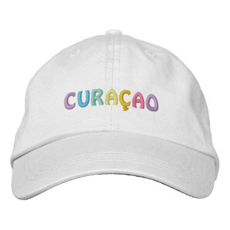 CURAÇAO cap Embroidered Hats