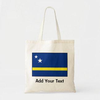Curacao - Curacaoan Flag Tote Bag