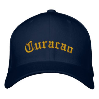 Curacao Embroidered Hats