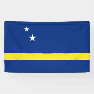 Curacao Flag Banner