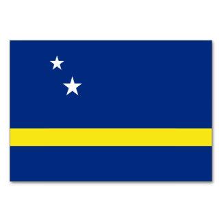 Curacao Flag Card