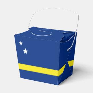 Curacao Flag Favor Box