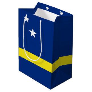 Curacao Flag Medium Gift Bag