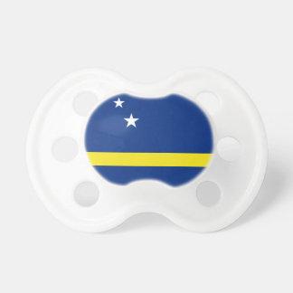 Curacao Flag Pacifier